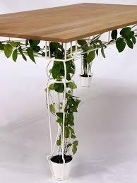 environmentally friendly furniture. Eco Friendly Plantable Design Ideas For Outdoor Furniture By Jailmake Studio Environmentally