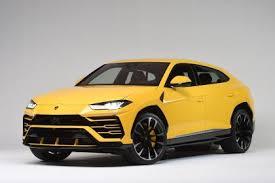 Lamborghini Urus - Studio Front  W