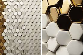 Small Picture 25 Spectacular 3D Wall Tile Designs To Boost Depth and Texture