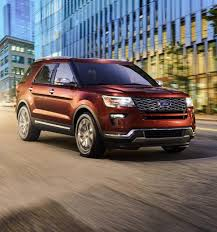 2018 ford suv. fine ford 2018 explorer intended ford suv