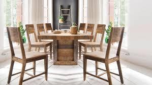 Essgruppe Wayland Mango Holz Massiv Tisch 200x100 Und 8 Stühle