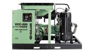 compresor de aire industrial. tipos de compresores - bomba vacío sullair maqpower compresor aire industrial