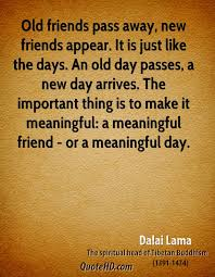 New Friends Quotes Impressive Dalai Lama Quotes QuoteHD