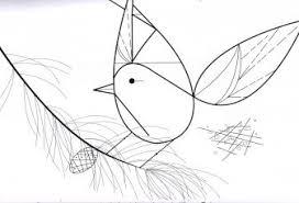 Published Art Bookshop Charley Harper Coloring Book Of Birds