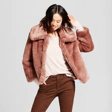 there are 40 faux fur coats at target and they actually look expensive