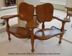 Art Nouveau Furniture & Antonio Gaudi