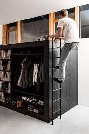Living Cube Studio Apartment Storage Furniture 3