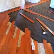 wood over tile floor vinyl plank flooring over tile should i do