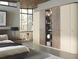 contemporary fitted bedroom furniture. Optima Fitted Bedroom In Oyster And Dark Olive Contemporary Furniture
