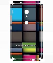 Huawei Ascend Mate2 4G Designer Sticker ...