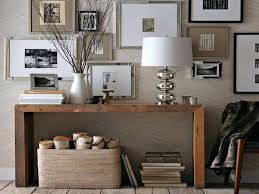 how to decorate a console table. Console Table Entryway Decor Ideas How To Decorate A