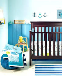 whale crib sets 8 pieces baby bedding set embroidery ocean whale baby crib bedding set cotton whale crib sets sailor baby bedding