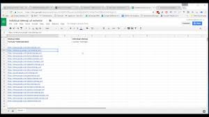 xml sitemap extractor in google sheets opensourceseo org