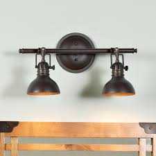 industrial bath lighting. Pullman Nautical Bath Light - 2 Finishes | Shadesoflight.com Going In. Industrial Lighting