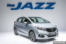 2018 honda jazz facelift.  jazz 2017 honda jazz facelift v front quarter launched malaysia to 2018 honda jazz facelift