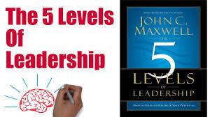 John Maxwell 5 Levels Of Leadership John Maxwell The 5 Levels Of Leadership Animated Book Summary