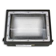 ul dlc 80w led outdoor wall pack