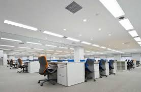 tube office. 18W 4Ft LED Tube 1900Lm T8 5000K Frosted Plug And Play Ballast Compatible IP40 ETL Office H