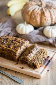 Healthy Pumpkin Oatmeal Banana Bread | 21 Day Fix Pumpkin ...
