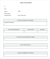 Sales Monthly Report Student Weekly Report Template Sales Free Daily Download Ustam Co