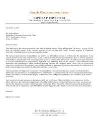 Sample Cover Letter For School Psychology Internship Eursto