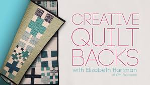 What Do You Use for Quilt Backing Fabric? | Quilt Show News & CreativeQuiltBacks Pieced Quilt Backs Adamdwight.com
