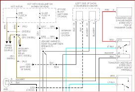 1996 chevy cab transfer case 4x4 high range diagram i m not exactly sure what the question is it you re asking here s the wiring diagram this clarify some things for you graphic graphic