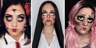 11 doll make up ideas that are totally creepy
