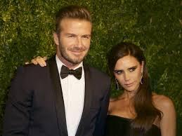 Image result for David & Victoria Beckham