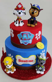 Ingenious Inspiration Paw Patrol Birthday Cake For Girl And