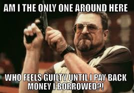 To my roommates that asked to borrow money and I had to twist ... via Relatably.com