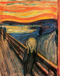 The Mysterious Road From Edvard Munch's The Scream - DailyArtMagazine.com -  Art History Stories