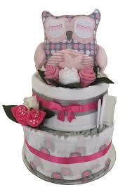 Nappy Cakes Baby Girl Gifts