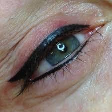 permanent eyeliner makeup glasgow semi permanent eyeline tattoos by million dollar brows glasgow scotland