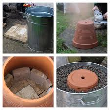 making a tandoor oven