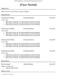 Imposing Ideas How To Fill Out A Resume Resumes For Job Filling In Beauteous Filling Out A Resume
