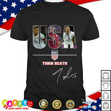 Team T-shirtat Hoodie Signature Heath Soccer Tobin Usa Women's Shirt By feccabfdbd|The Kenny Chesney News Letter