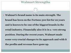 walmart swot by cheshnotes swot analysis swot analysis cheshnotes notes and essays walmart usa swot analysis 2016