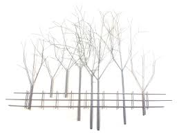 shining metal wall art trees new trends large grey winter s day tree scene aspen cheap of framed iron on large wall art metal trees with fanciful metal wall art trees ishlepark