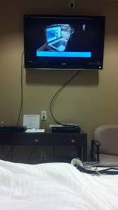 a night in the sleep lab ocd diaries big flat screen tv was mounted on wall