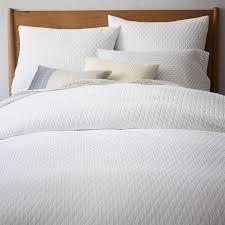 brilliant white cotton duvet cover west elm in white duvet cover twin