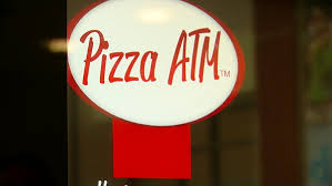 Pizza Vending Machine Xavier Awesome Pizza ATM Debuts At Xavier University WKRC