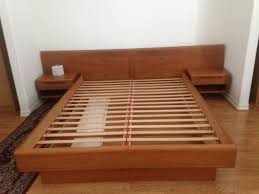 Modern Platform Bedroom Set Modern Platform Bed Diy Walnut Platform Bed With Walnut Headboard