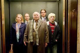 awkward people in elevator. win-win-elevator-amy-ryan awkward people in elevator c
