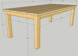 wooden outdoor table plans. Wooden Outdoor Table Plans. DIY Plans R