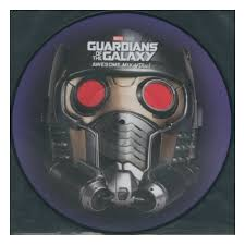 Виниловая пластинка <b>OST</b> - <b>Guardians Of</b> The Galaxy (Picture ...