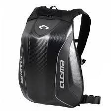 2017 cucyma motorcycle backpack knight riding racing bag motocross computer black carbon fiber hard shell backpack used saddle bags vintage leather