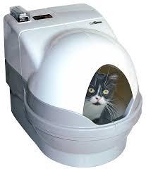 the future a cat litter box and drm cat litter box