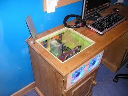 built in computer desk plans best 25 computer built into desk ideas on pc built family dollar computer desk
