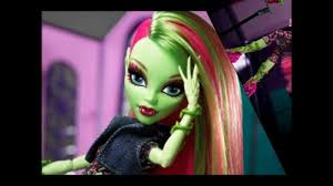 monster high doll venus